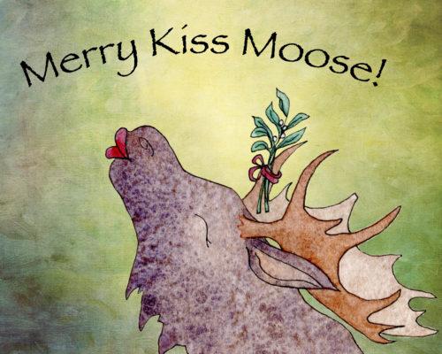 Kiss Moose